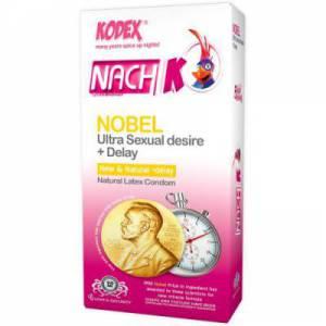 کاندوم خاردار حلقه دار تاخیری نوبل