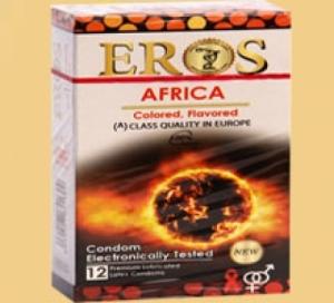 کاندوم آفریقا EROS
