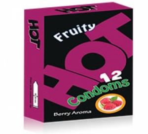 کاندوم میوه ای Hot
