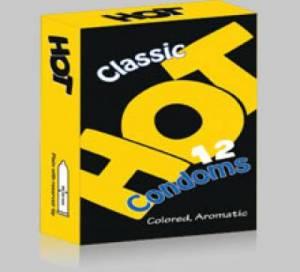 کاندوم کلاسیک ساده Hot