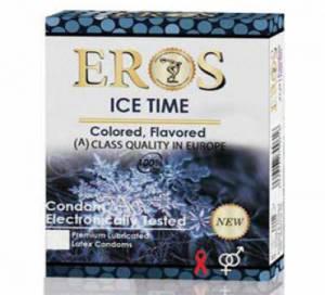 کاندوم خنک تاخیری EROS