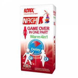 کاندوم game over warm کدکس