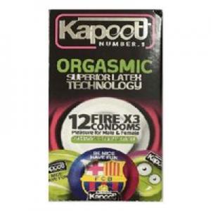 کاندوم orgasmic fire3