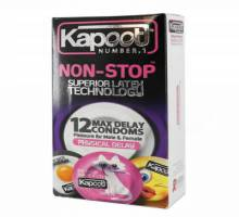 کاندوم non-stop کاپوت