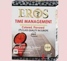 کاندوم مدیریت زمان EROS