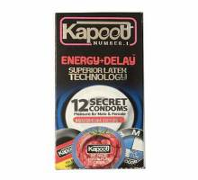کاندوم تاخیری کاپوت مدل Energy Delay