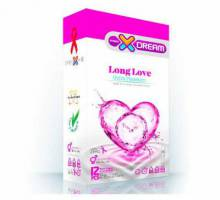 کاندوم به شدت تاخیری long love