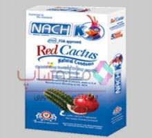 کاندوم بزرگ کننده کاکتوس قرمز